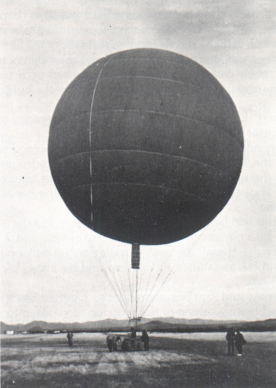Stokes / Jet Stream Balloons - The Early Years of Sport Ballooning